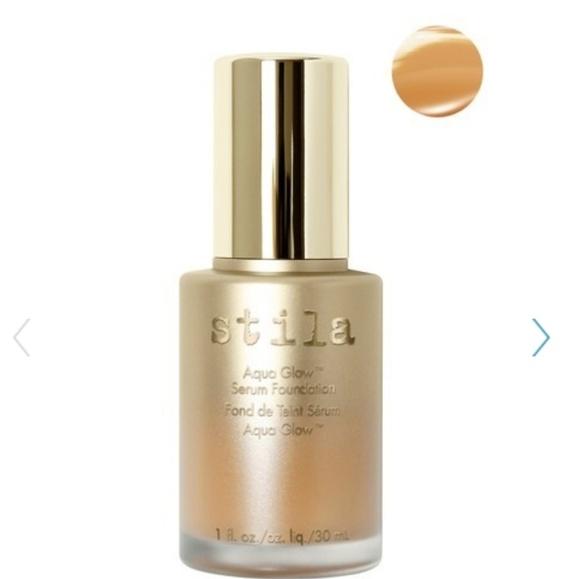 Stila Other - STILA aqua glow serum foundation.  TAN